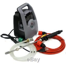 145psi High Pressure Washer Spray Clean for HVAC AC Condenser Evaporator Coils