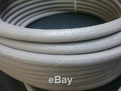 150 ft 3/8 Gray Non-Marking 4000 psi Pressure Washer Hose 150' FREE SHIPPING