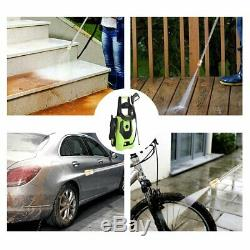 1.8GPM 3000PSI 5Nozzle High Power Water Electric Pressure cleaner Machine washer