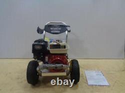 1 Simpson Alh3425 Gas Pressure Washer By Honda 3400 Psi 2.5 Gpm 60689 Ksl