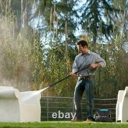 2000PSI 1.6GPM Electric Pressure Washer High Power Cold Water Cleaner Machine US