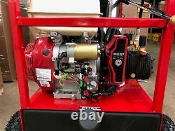 2021 Magnum 4000 PSI 3.5 GPM Hot Pressure Power Washer Best with Diesel Burner