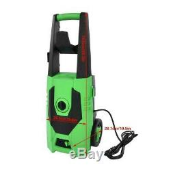 2100PSI 1.45GPM Electric Pressure Washer High Power Water Cleaner Jet Machine US