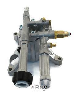 2400 psi AR PRESSURE WASHER WATER PUMP for Sears Craftsman Honda Briggs Units