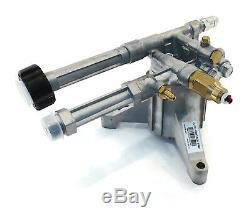 2400 psi Universal AR Pressure Washer Water Pump for Generac, Briggs, Craftsman