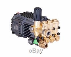 24mm Solid Shaft Pressure Power Washer Pump 3600 PSI 4.9GPM Belt Drive TS2021
