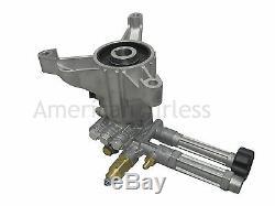 2600 PSI AR Pressure Washer Pump Troy Bilt Husky Briggs & Stratton SRMW2.2G26EZ