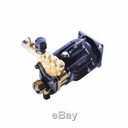 2800PSI Pressure Power Washer Pump 3/4 Shaft Axial 5-6.5 HP fit Honda GX200-160