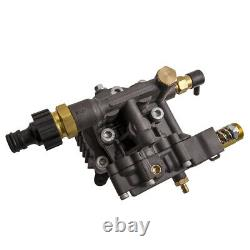 2.5 GPM 2400-3000 PSI Pressure Washer Pump for UT80522 UT80953 UT80522B