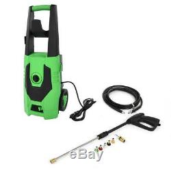 3000PSI 1.7GPM Electric Pressure Washer High Power Water Cleaner Jet Machine Hot