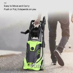 3000PSI 1.8GPM Electric Pressure Washer Cold Water Cleaner Machine High Quality