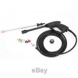3000PSI Pressure Electric High Pressure Washer 1800W Motor Jet Sprayer 1.7GPM