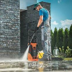 3000 PSI 2.4 GPM Electric Pressure Washer Cold Water Cleaner Auto Jet Machine
