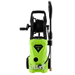 3000 PSI 2.4 GPM Electric Pressure Washer High Power Auto Water Cleaner Machine