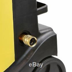 3000 PSI Burst Electric High Pressure Washer 2000 Watt Heavy Duty Jet Sprayer
