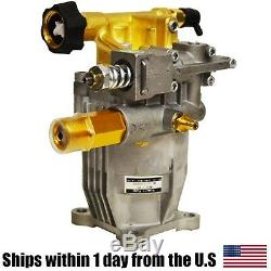 3000 PSI Power Pressure Washer Water Pump Simpson Mega Shot MS2750 MS31025H