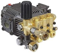 3000 PSI Pressure Washer Replacement Pump Horizontal Shaft Cat General AR 3/4