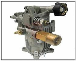 3000 Psi Pressure Washer Pump For Troy-bilt 020241 020242 Aluminum Head