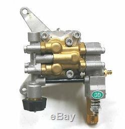 3100 PSI POWER PRESSURE WASHER WATER PUMP replaces AR RMW2.2G24-EZ-SX EZ-SX