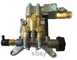 3100 Psi Power Pressure Washer Water Pump Ar Rmw2.2g24-ez-sx Ez-sx