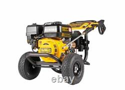 3400 Psi At 2.5 Gpm Cold Water Gas Pressure Washer With Electric Start