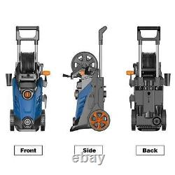 35003800PSI 2.8GPM Electric Pressure Washer High Powerful Water Cleaner Machine