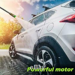 3500PSI 2.6GPM Electric Pressure Washer Water Cleaner Power Motor Machine 1800W