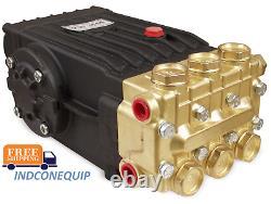 3500 Psi @ 5.5 Gpm Pressure Washer Pump Mi-t-m General Pump 3-0202 30202 Pw3555