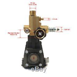 3600 PSI Power Pressure Washer Water Pump, 2.5 GPM for Dewalt DH3028, DXPW3025