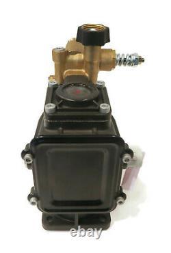 3600 PSI Pressure Washer Pump, 3/4 Horizontal Shaft, 2.5 GPM, 3500 RPM Open Box