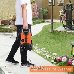 3800PSI 2.6GPM Electric Pressure Washer High Power Portable Cleaner Sprayer