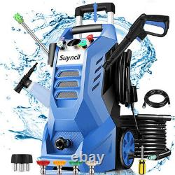 3800PSI 2.8GPM Electric Pressure Washer 2000W Powerful Water Cleaner Machine