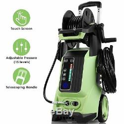 3800PSI 2.8GPM Electric Pressure Washer High Power Home Cleaner Water Sprayer US