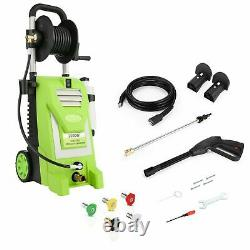 3800PSI 3.0GPM Electric Pressure Washer Cleaner Cold Water Sprayer Machine Tool