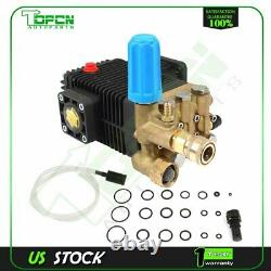 3/4 Pressure Washer Pump for 5.5hp/6.5hp/7hp engine 2200psi-3000psi 3-0414