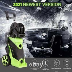 4000PSI/3.0GPM Electric Pressure Washer 2000W, High Power Cleaner Water Sprayer++