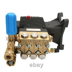 4000 PSI AR POWER PRESSURE WASHER Water PUMP replaces For RRV4G40DF24 -1 Shaft