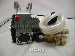 4000 PSI Annovi Reverberi RSV 4G40 EZ Pressure Washer Pump 4GPM