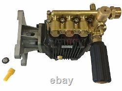 4000 PSI Pressure Washer Pump 1 Horizontal Shaft 4 GPM RSV4G40 RSV4G40HDF 40EZ