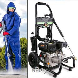 4200PSI 3.0GPM Gas Pressure Washer High Power Cold Water Cleaner Machine Kit