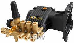 AAA Triplex Plunger Pump Kit 9.4GA13 4000 PSI @ 3.3 GPM