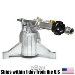 AR Pressure Washer Water Pump For Troy Briggs Homelite 2600 PSI Vertical Shaft