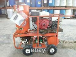 Alkota 4305-2T Gas/Diesel 4GPM @ 3000PSI Hot Water Pressure Washer Hotsy Landa