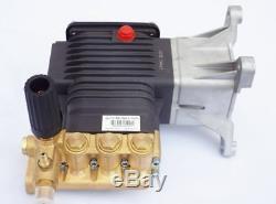 Annovi Reverberi RSV33G36-PKG Pressure Washer Pump 3600PSI 3.3GPM 1 9-13hp