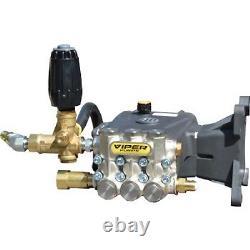 Annovi Reverberi SLPVV4G42-400 Pressure Washer Pump 4200PSI Pressure Pro Viper