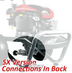 Annovi Reverberi SRMW2.2G26-EZ SX Pump, SRMW2.2G26-EZSX, 2.2GPM@2600PSI For Uni
