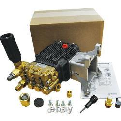 Annovi Reverberi XMV3G32PKG Pressure Washer Pump, Direct Drive, 3.0 GPM@3200 PSI