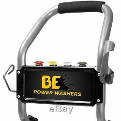 BE316HA 3100 PSI (Gas Cold Water) Pressure Washer with Honda GC190 Engine