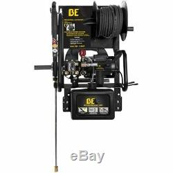 BE 1500 PSI (Electric Cold Water) Wall Mount Pressure Washer
