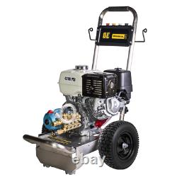 BE Professional 4200 PSI (Gas-Cold Water) Start Your Own Pressure Washing Bus